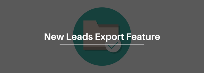 New LeadsTunnel Feature: Hassle-Free Exports For Your Leads